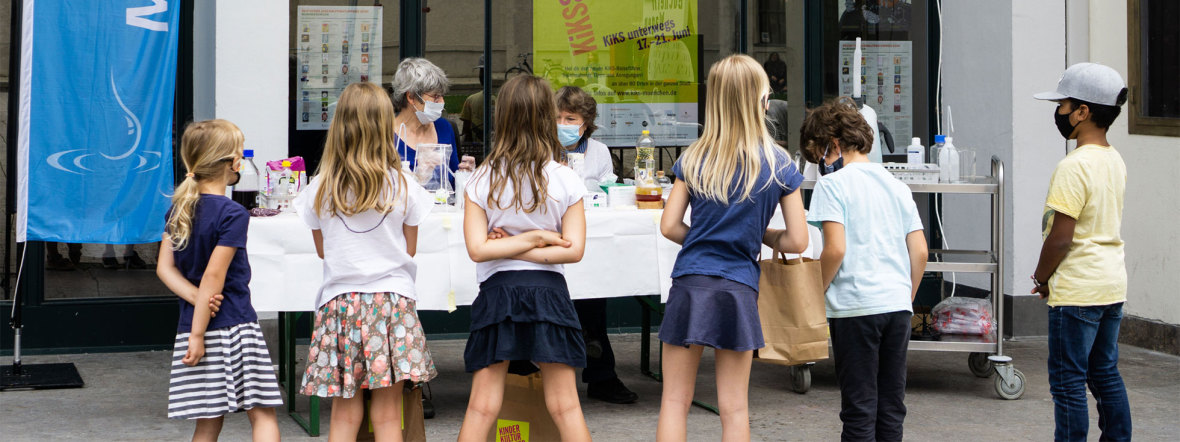KiKS-Festival mit Kindern, Foto: Colin Djukic