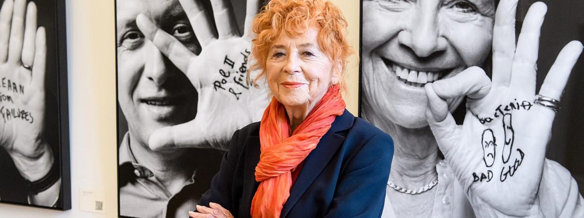Herlinde Koelbl, Foto: Stefan Höderath