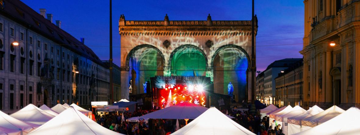 Ander Art Festival, Foto: Steffen Horak