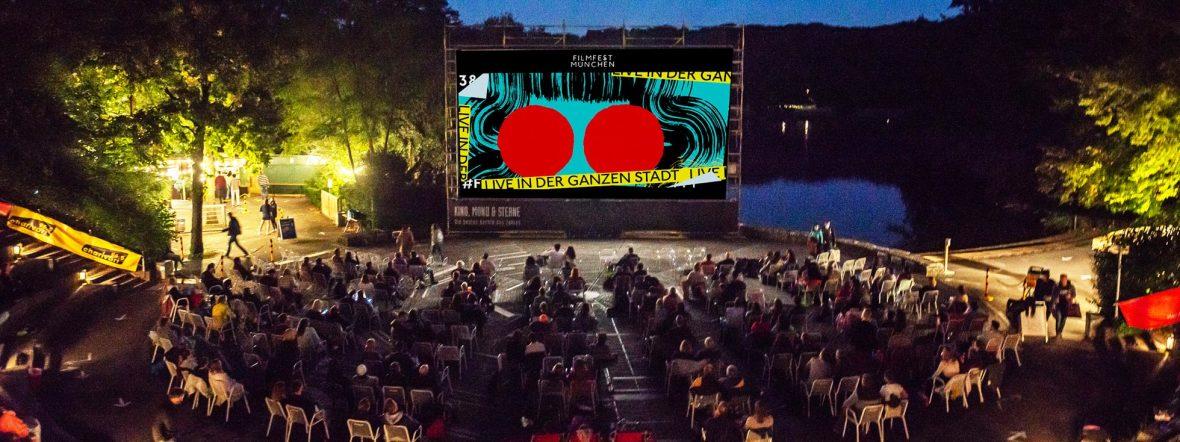 Filmfest München im Kino, Mond und Sterne im Westpark, Foto: Filmfest München