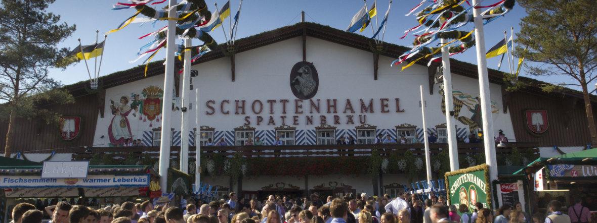 Schottenhamel Festzelt, Foto: muenchen.de/ Katy Spichal