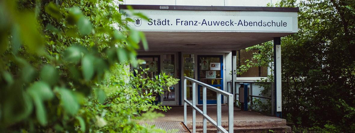 Die Städtische Franz-Auweck-Abendschule in Neuhausen: Kostenlos zum Realschulabschluss