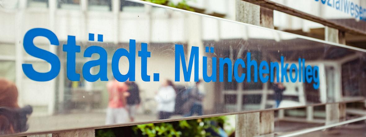 Das Städtische Münchenkolleg in Giesing, ein Tagesgymnasium für Erwachsene
