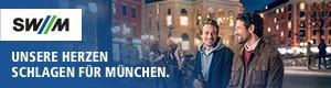 SWM, MVG, M-net und muenchen.de: Unsere Herzen schlagen für München und die Menschen, die hier leben!