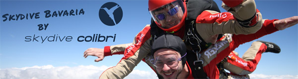 SKYDIVE BAVARIA BY skydive colibri