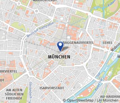 Postleitzahlen München Karte.Marienplatz In München Das Offizielle Stadtportal Muenchen De
