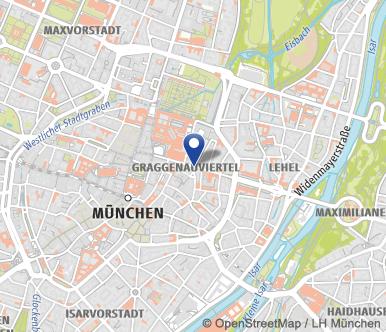 Postleitzahlen München Karte.Maximilianstraße München Das Offizielle Stadtportal Muenchen De